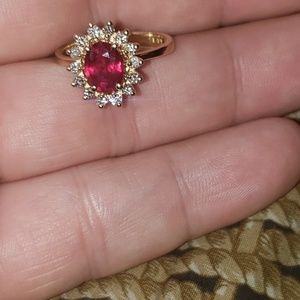 Effy Ruby Royale Ring 7